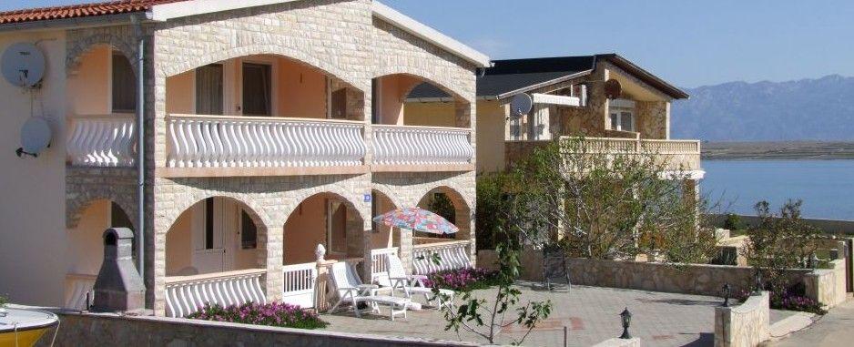 charli apartman   Horvátország Vir