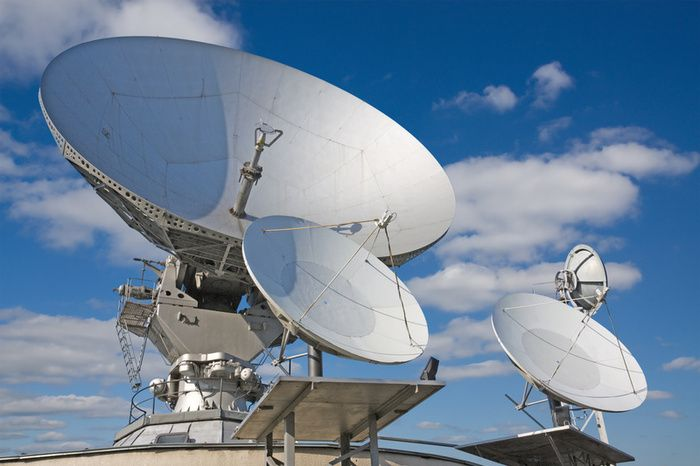 muholdas antennak