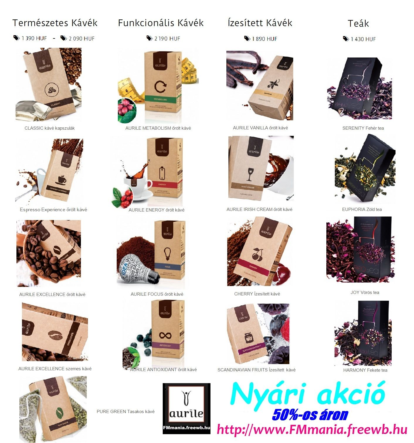 kávéink