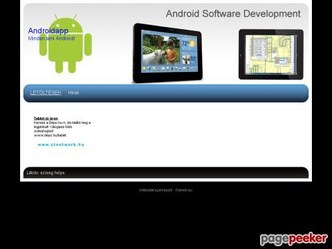 Androidapp - android