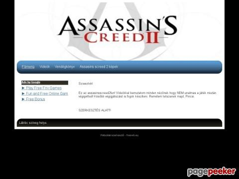 Assasinscreed2fun - Assasins screed 2