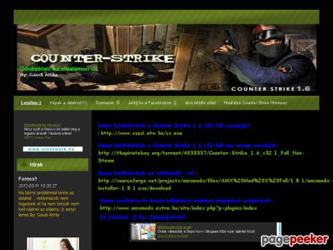 Counterstrikee - Counter Strike Képek
