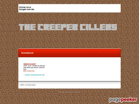 Creepercillers
