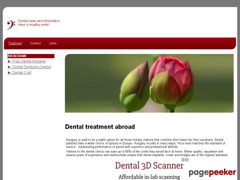 Dental - Dental treatment abroad - Dental implants