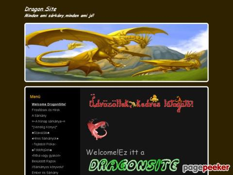 Dragonsite - DragonSite-dragon fantasy
