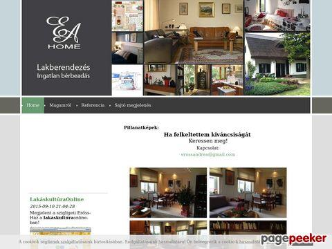 Eahome - home,home staging,lakberendezés,design, Szigliget ...