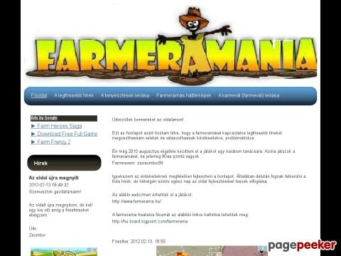Farmeramania