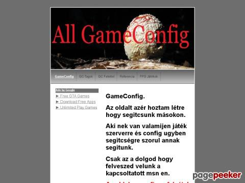 Gameconfig