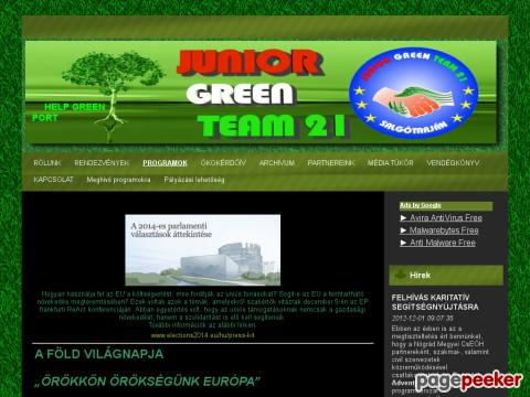 Juniorgreenteam