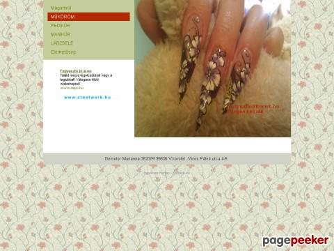 Marynailsandpedicure - Demeter Marianna, Mary