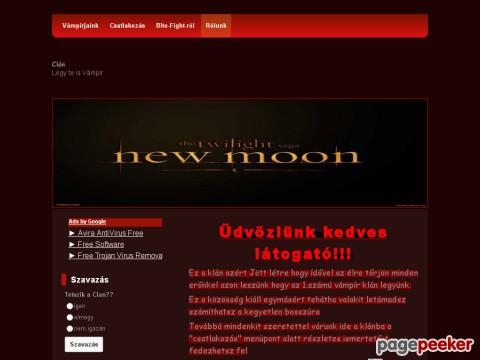 Newmoon - New-Moon Clán