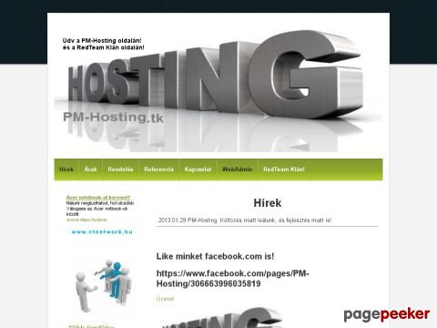 Pmhosting