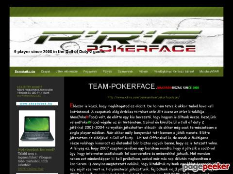 Pokerfaceteam