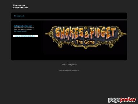 Sfgamehacks - sfgamehacks.freewb.hu