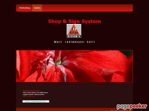 Shopandsign