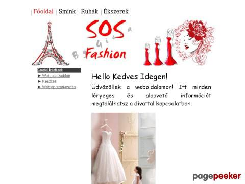 Sosfashion