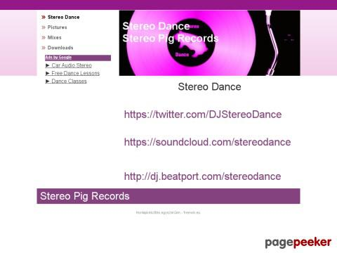 Stereodance