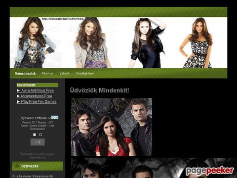 Tehvampirediaries
