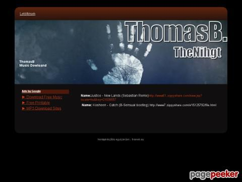 Thomasbmusic