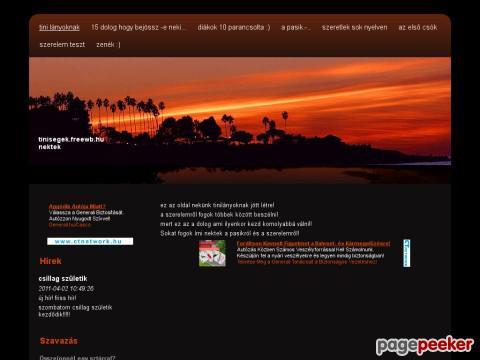 Jehova tanú társkereső weboldal