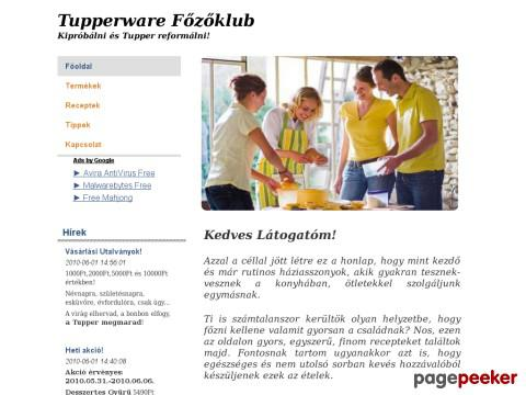 Tupperwarefozoklub