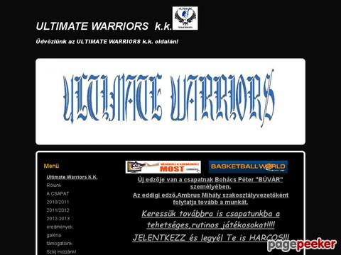 Ultimatewarriors